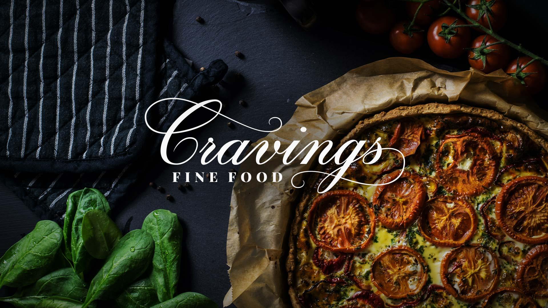 cravings fine food case study header